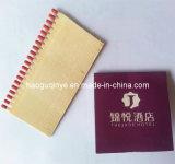 Boîte d'allumette de livre d'attelles de couleur de la qualité En1783 longue