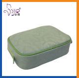 Forme cosmétique mignonne de grand dos de sac de couleur verte d'usine d'audit de Sedex/Loreal