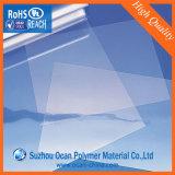 лист прозрачного любимчика 0.8mm пластичный для печатание