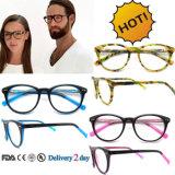 Рамка стекел Eyeglass Eyewear оптически рамки с Ce и УПРАВЛЕНИЕ ПО САНИТАРНОМУ НАДЗОРУ ЗА КАЧЕСТВОМ ПИЩЕВЫХ ПРОДУКТОВ И МЕДИКАМЕНТОВ