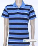 De Katoenen van mensen T-shirt van het Polo (BG-M115)