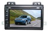 7 reprodutores de DVD do carro do GPS DVD Land Rover Freelander 2 da polegada com navegação 2004-2007 do GPS DVD