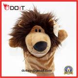 De fabriek Aangepaste Marionet van Doll van de Hand van de Pluche Dierlijke voor Verkoop