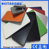 El panel compuesto de aluminio irrompible de Neitabond PVDF 4m m para el panel de pared