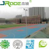 Sports bon marché des prix 3/4/5mm d'approvisionnement d'usine parquetant la surface