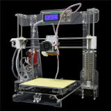 Machine van de Druk van Fdm van de Transparent 3D Desktop van de Printer van Anet A8 3D