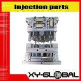 Stampaggio ad iniezione di plastica per la protezione di estremità chiara del LED