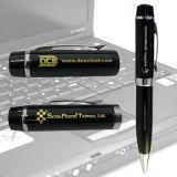 Flash d'USB et laser et LED et 3 dans 1 stylo