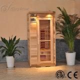 Un sitio infrarrojo de la sauna de la persona (FIS-01L)