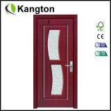 Aseo de cristal de baño de PVC Puerta (PVC puerta del baño )