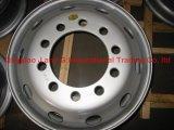 Оправа 22.5X9.00 колеса безламповой тележки стальная