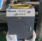 Автомат для резки лазера волокна пользы металлургии высокого качества тяжелый толщиной