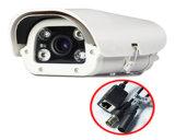 Câmera super do CCTV Lpr do CCD da segurança 700tvl com a lente da íris do automóvel de 5-50mm para a fiscalização da estrada