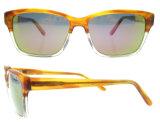 Zonnebril van uitstekende kwaliteit van Ce van het Ontwerp van de Zonnebril van de Manier van de Zonnebril van de Douane van China de Italiaanse