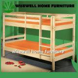 固体マツ木倍の二段ベッド(WJZ-358)