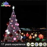Albero di Natale gigante esterno commerciale della decorazione LED di natale