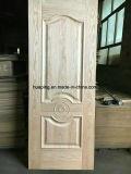 Piel moldeada HDF moderna de la puerta con el SGS aprobado al mercado de Medio Oriente y al mercado de África