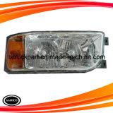 Lampe de plaque de lame de pièces de camion lourd de Sany