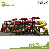 Kleine Großhandelstikes-Innenspielplatz, verwendetes Kind-Spielplatz-Gerät für Verkauf