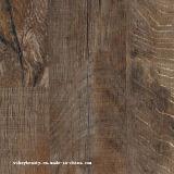 Azulejo de suelo europeo del suelo del vinilo de la manera impermeable