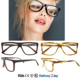 Venta al por mayor Optical Frames Eyewear Moda Acetate Eyewear