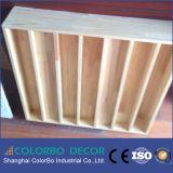 خشبية لوحة QRD الناشر الصوتية