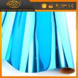 필름을 색을 칠하는 태양 Windows를 건축하는 은 파랑 하나 방법 비전