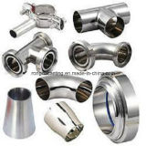 Highly Precision Casting를 가진 Pipe Fittings를 위한 주문을 받아서 만들어진 Stainless Steel