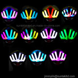 2016 Outdoor LED Light Bicycle Parts Casque clignotant