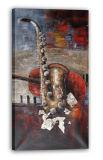 Pintura al óleo abstracta - nuevo diseño (08NDN08402)