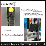 Tz6041甲革の背部体操機械/上部の背部練習の適性の体操機械装置
