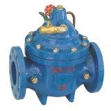 Válvula de flutuador hidraulicamente de controle remoto do nível de água (GL100X)
