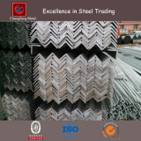 ASTM JIS GBのGalvainzedの処置の標準鋼鉄角度棒