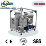 Máquina automática de la filtración del petróleo de lubricante