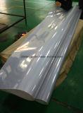 Folha 100% rígida transparente plástica do PVC do Virgin para Pritning