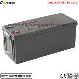 Bateria solar do gel do acumulador 12V200ah com 3 anos de garantia