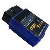Блок развертки диагностического инструмента Bluetooth2.0 OBD2 автомобиля Elm327 Obdii