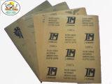 Esmeril del óxido del alúmina/papel de lija para polaco el acero inoxidable