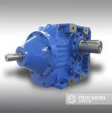 Motores da engrenagem do Helicoidal-Chanfro da série da boa qualidade K/redutor