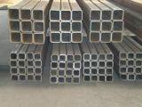 Tubo d'acciaio della vernice 20*20 del quadrato nero del carbonio