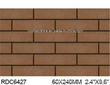 Exterior Wall Brick 60*240mm Rdc6427のための粘土Split Tile