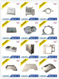 Di alluminio personalizzati ODM/OEM i dispositivi chiari dei ricambi auto della mobilia della pressofusione