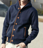 Mens 최신 판매 형식은 우연한 면 스웨터를 입는다