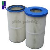 Плиссированный элемент воздушного фильтра