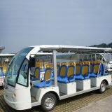 China Manufacture 11 Seats Electric Sightseeing Bus für Square (DN-11)