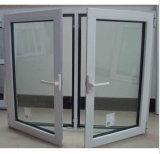 Ventana de aluminio del marco de la rotura termal de la doble vidriera