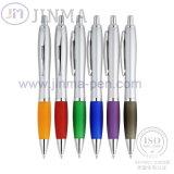 De plastic Ballpoint JM-6001c van de Giften van de Bevordering met Één Aanraking van de Naald