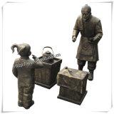 훈장 /City 동상 /Garden 동상 (IO s021/s022/s023/s024/s025/s026)를 위한 옥외 청동색 동상
