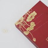 Rectángulo de papel rígido modificado para requisitos particulares del imán con la tela