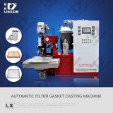 Отливная машина набивкой фильтра PU автоматическая